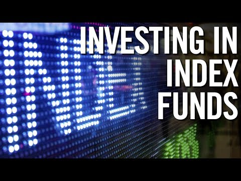 INDEX FUNDS FOR BEGINNERS 📈 Buy Index Funds/Exchange Traded Funds (ETF)