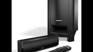 Bose Cinemate 15 Home Theater Speaker System: Product Overview: AdoramaTV
