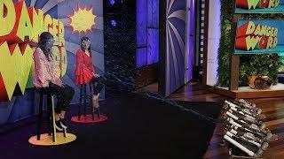 Audience Members Get Gooey in a Game of 'Danger Word'