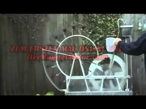 Sensationelle Erfindung - Freie Energie mit Wasser