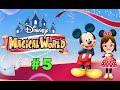 disney magical world #5 winnie the pooh al bar  (gameplay ITA)