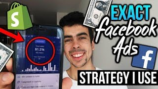 MY EXACT FACEBOOK ADS TARGETING METHOD FOR DROPSHIPPING ON SHOPIFY 2018 (STEP BY STEP)