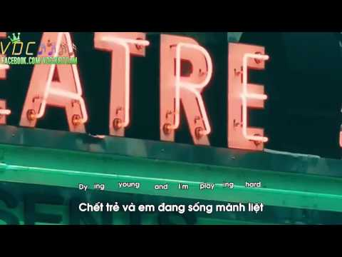 [vietsub + Lyrics] Lana Del Rey - Ride video