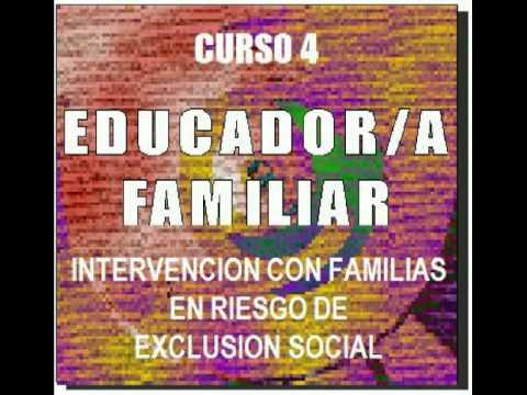 Curso a distancia Educador Familiar