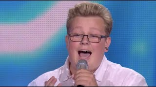 Jack Mason Rises Up Hoping To Steal A Seat | Six Chair Challenge | The X Factor UK 2017