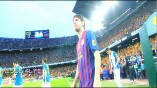 Lionel Messi - The Small Magician ( 100 subscribers special ) HD  2012 - 2013