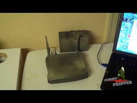 Amateur Radio Broadband (High-Speed) Data Communications (HSMM-MESH)