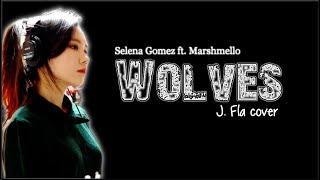 Download Lagu Lyrics: Selena Gomez - Wolves ft. Marshmello (J. Fla cover) Gratis STAFABAND