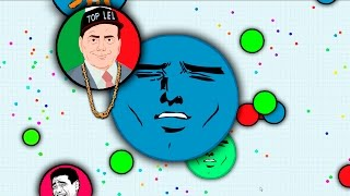 AGAR.IO BEST & FUNNY MOMENTS | АГАРИО