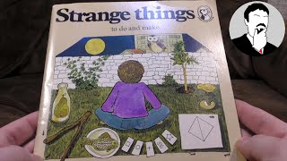 """Strange Things To Do And Make"" Book 