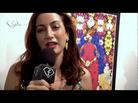 fashiontv | FTV.com - MARIA BUCCELLATI - MATER VERNISSAGE - MILAN Video