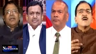 Who Is Shielding Lalit Modi? | The Newshour Debate (17 May)