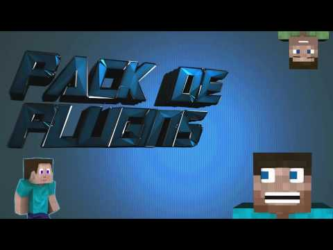 Pack de Plugins Para Server Bukkit Minecraft