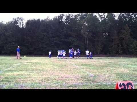Marion Academy Pee Wee Football