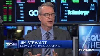 NYT's Stewart: Threat of trade wars has depressed global economy, hurting US steel