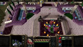 Warcraft 3 Reign of Chaos #17 Untoten Kampagne 8 Unter dem brennenden Himmel | Schwer |