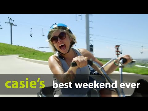 48 Hours in Calgary: Casie Stewart
