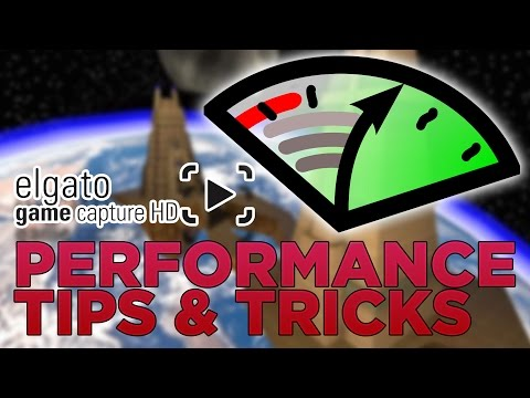 How to Improve Performance & FPS in Elgato Game Capture HD - Software Tutorial