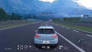 Gran Turismo Sport Volkswagen Golf VII GTI 14' Sound