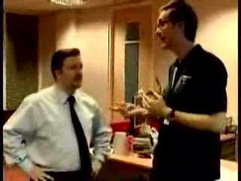 The Office Values - Microsoft UK Training with David Brent 4