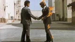 Pink Video - Pink Floyd - Wish You Were Here