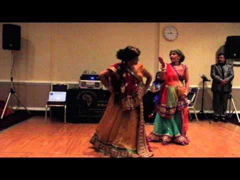 Sasu Lad Mat Dance - Rajasthan Medical Association 2014 Manchester video