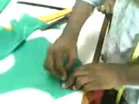 Blouse Cutting Saree Blouse video