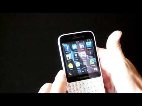 Video Recensione BlackBerry Q5 White Italiano - controlux.altervista