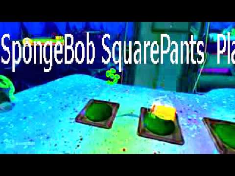 Spongebob Squarepants  Plankton's Robotic Revenge Walkthrough Gameplay   Episode 9 Full Game No Comm video