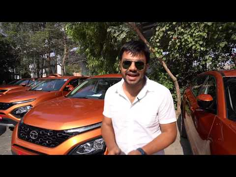 Tata Harrier | Hindi Walkaround | MotorOctane