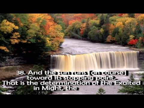 Very Emotional Quran Recitation Yasin (hd) video