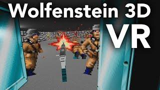 Free Wolfenstein VR Game!