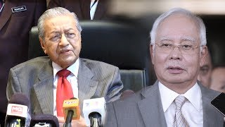 Saudi Arabia has denied the RM2.6bil donation, what else does Najib want to say, says Tun M