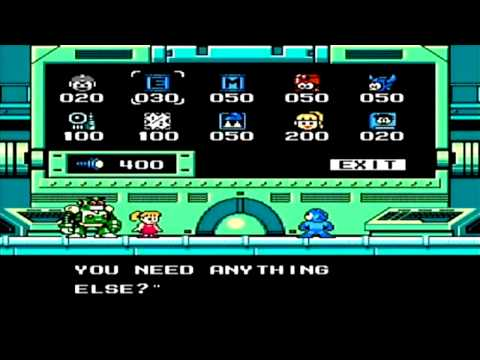 Mega Man 9 - Shop (Sega Genesis Remix)