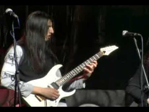 Six Magics - Prince Of Pure Light (live) video