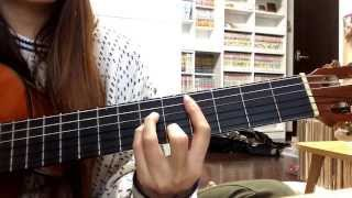Melly goeslaw - bimbang (cover)