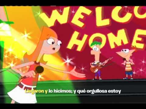 Phineas y Ferb: Tuyo el verano es - Video Musical