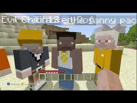 Xbox Minecraft: pvp survival Ep. 1 - Finding a home