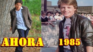 ASI VIVE MICHAEL J FOX MARTY MACFLY