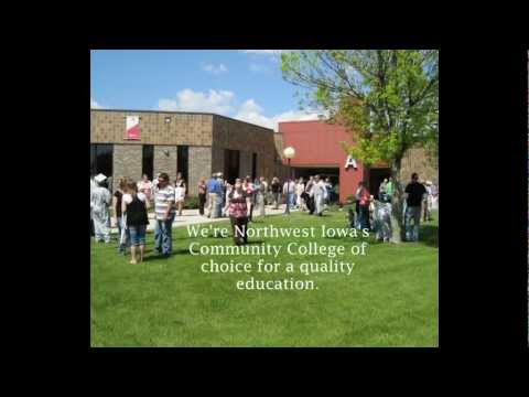 Northwest Iowa Community College Is Your Community College