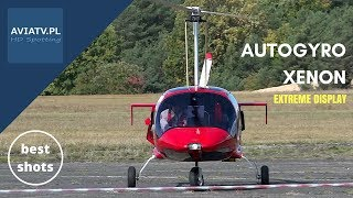 Autogyro XENON - extreme display