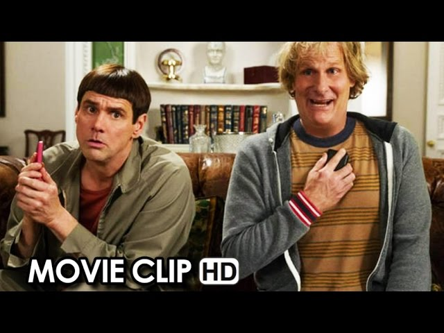 Dumb and Dumber To Movie CLIP - Harry Calls His Daughter (2014) HD