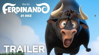 Ferdinando | Trailer Oficial [HD] | 20th Century FOX Portugal