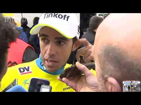 Alberto Contador gana la Vuelta al Pais Vasco y anuncia que seguirá un año más