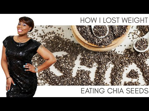 CHIA SEEDS REVIEW (WEIGHT LOSS)
