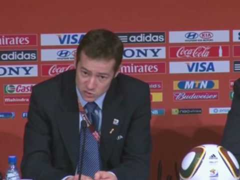 FIFA World Cup 2010 - Nigeria in danger after FIFA continue to scrutinise