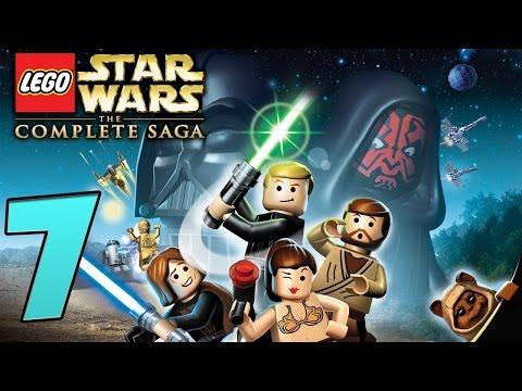 Zagrajmy w LEGO Star Wars: The Complete Saga odc.7 Statki