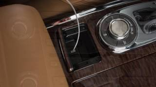 2017 Nissan Armada - USB/iPod® Interface