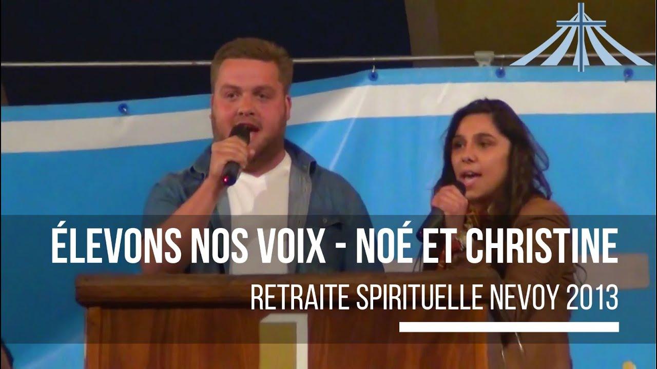 Vie et Lumire, Nevoy 2014. Cantique chant par: Roxane -
