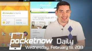 Google Now Gets Better, Nokia Tablet Rumors, Galaxy S III Wireless Charging & More - Pocketnow Daily